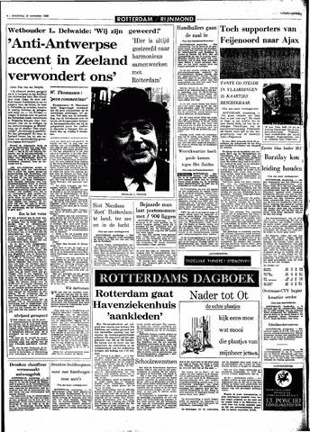 Rotterdamsch Parool / De Schiedammer 1966-11-10