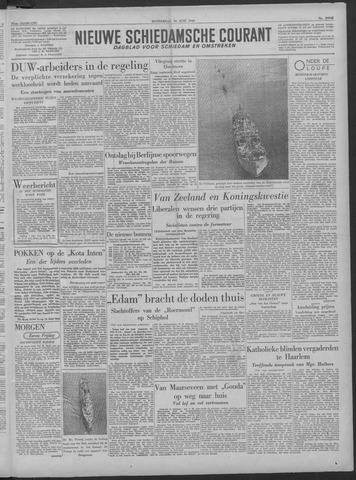 Nieuwe Schiedamsche Courant 1949-06-30