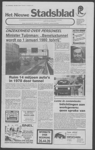 Het Nieuwe Stadsblad 1979-01-12