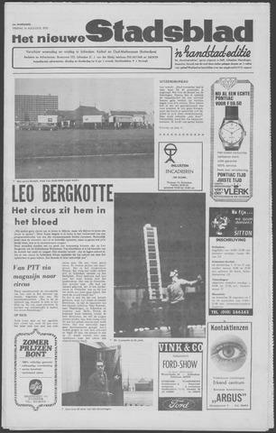 Het Nieuwe Stadsblad 1970-08-14