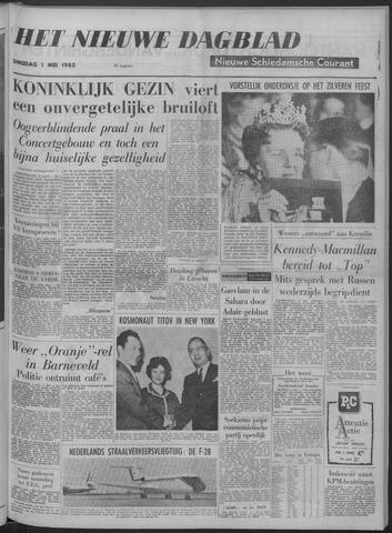 Nieuwe Schiedamsche Courant 1962-05-01