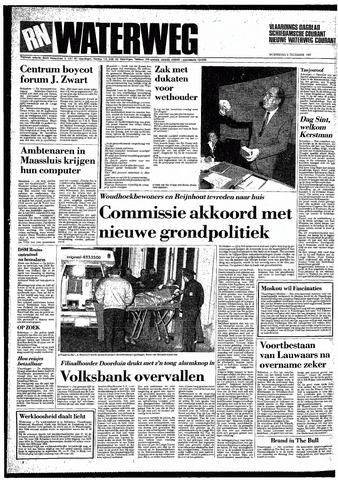 Rotterdamsch Nieuwsblad / Schiedamsche Courant / Rotterdams Dagblad / Waterweg / Algemeen Dagblad 1987-12-02