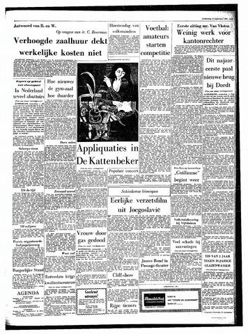 Rotterdamsch Parool / De Schiedammer 1964-09-10