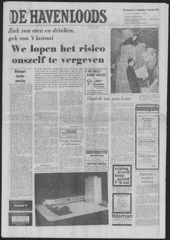 De Havenloods 1968-11-21
