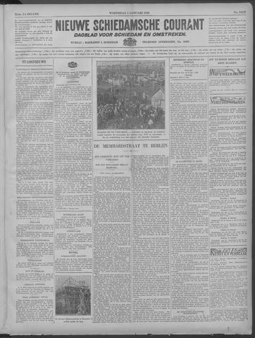 Nieuwe Schiedamsche Courant 1933-01-04