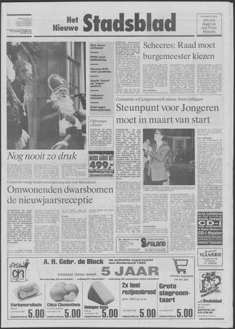 Het Nieuwe Stadsblad 1992-11-25