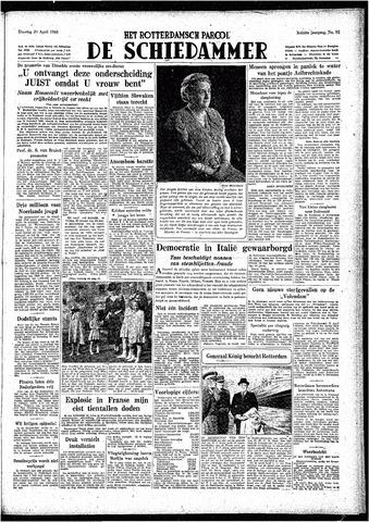 Rotterdamsch Parool / De Schiedammer 1948-04-20