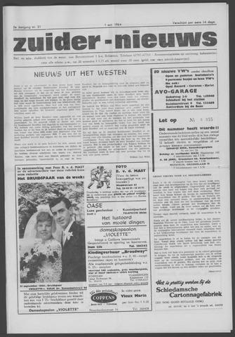 Zuider Nieuws 1964-10-01