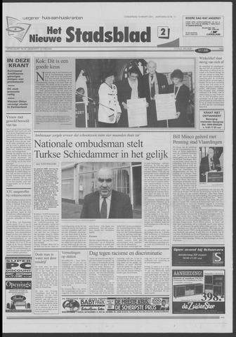Het Nieuwe Stadsblad 2001-03-15