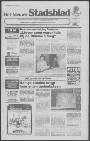 Het Nieuwe Stadsblad 1980-02-06