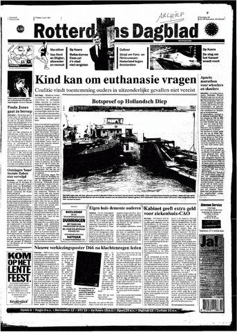 Rotterdamsch Nieuwsblad / Schiedamsche Courant / Rotterdams Dagblad / Waterweg / Algemeen Dagblad 1998-04-17