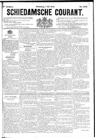 Schiedamsche Courant 1908-07-01