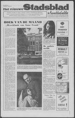 Het Nieuwe Stadsblad 1970-04-01