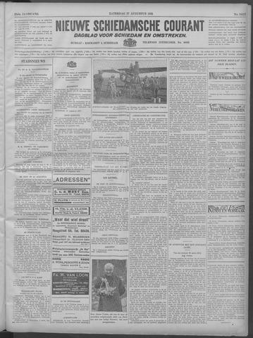 Nieuwe Schiedamsche Courant 1932-08-27