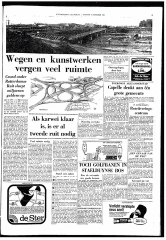 Rotterdamsch Nieuwsblad / Schiedamsche Courant / Rotterdams Dagblad / Waterweg / Algemeen Dagblad 1966-12-06