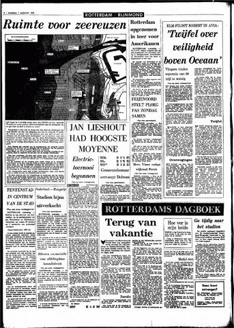 Rotterdamsch Parool / De Schiedammer 1966-09-07