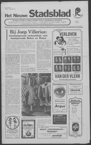 Het Nieuwe Stadsblad 1971-12-03