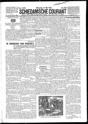 Schiedamsche Courant 1933-05-17
