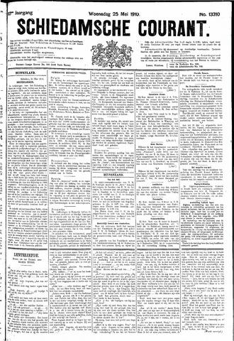 Schiedamsche Courant 1910-05-25