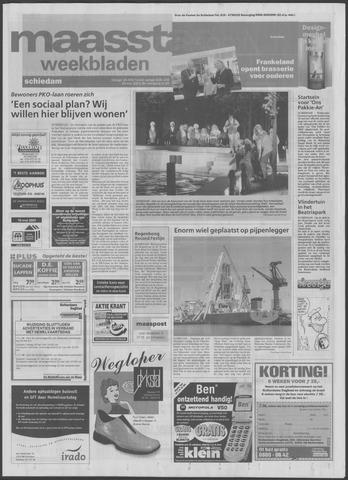 Maaspost / Maasstad / Maasstad Pers 2001-05-16