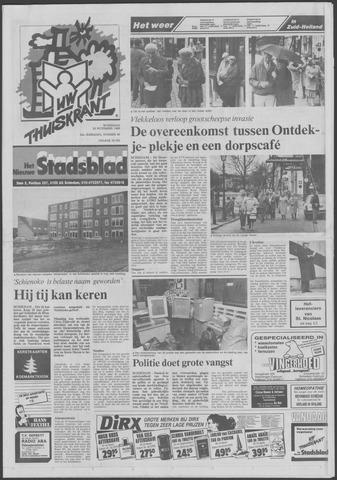 Het Nieuwe Stadsblad 1988-11-30