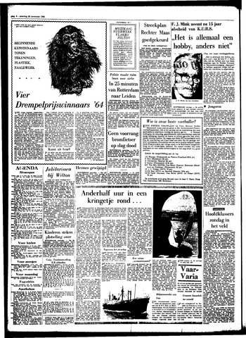 Rotterdamsch Parool / De Schiedammer 1964-11-28