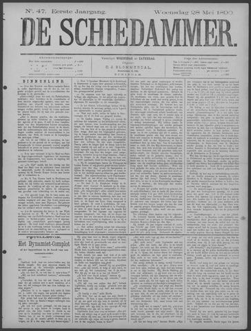 De Schiedammer 1890-05-28