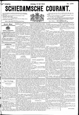 Schiedamsche Courant 1908-07-12