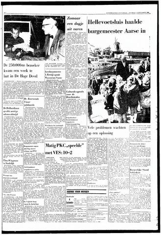Rotterdamsch Nieuwsblad / Schiedamsche Courant / Rotterdams Dagblad / Waterweg / Algemeen Dagblad 1968-09-03