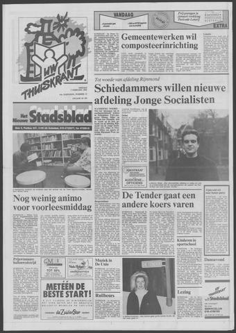 Het Nieuwe Stadsblad 1992-02-07