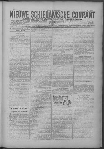 Nieuwe Schiedamsche Courant 1925-03-20