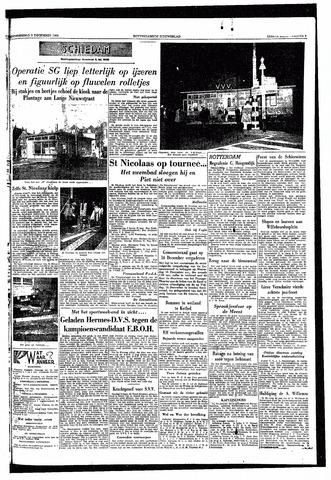 Rotterdamsch Nieuwsblad / Schiedamsche Courant / Rotterdams Dagblad / Waterweg / Algemeen Dagblad 1953-12-03