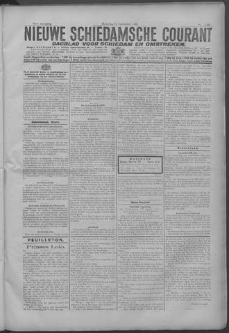 Nieuwe Schiedamsche Courant 1925-09-14