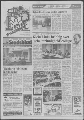 Het Nieuwe Stadsblad 1988-10-26