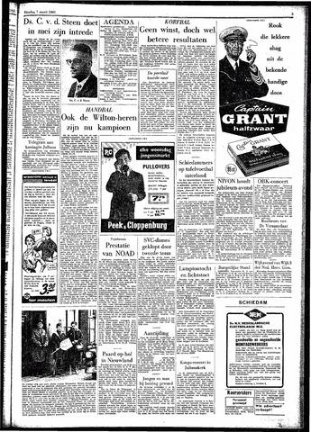 Rotterdamsch Parool / De Schiedammer 1961-03-07