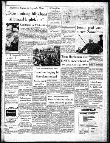 Rotterdamsch Parool / De Schiedammer 1963-12-23