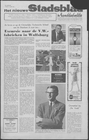 Het Nieuwe Stadsblad 1969-04-25