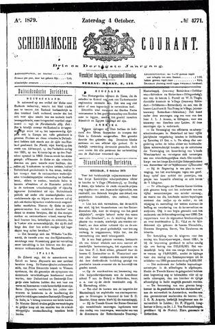 Schiedamsche Courant 1879-10-04