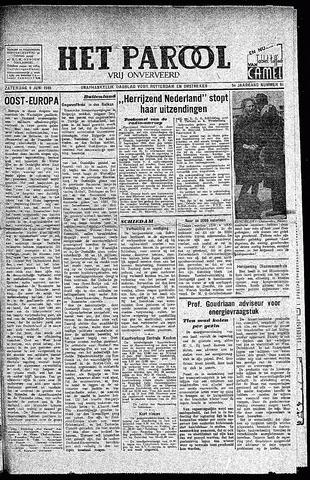 Rotterdamsch Parool / De Schiedammer 1945-06-09