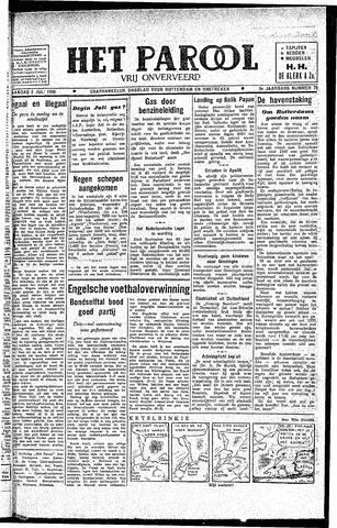 Rotterdamsch Parool / De Schiedammer 1945-07-02