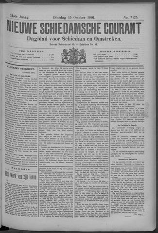 Nieuwe Schiedamsche Courant 1901-10-15