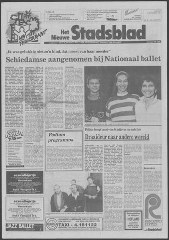 Het Nieuwe Stadsblad 1987-11-13