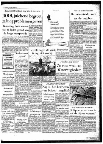 Rotterdamsch Parool / De Schiedammer 1963-03-07