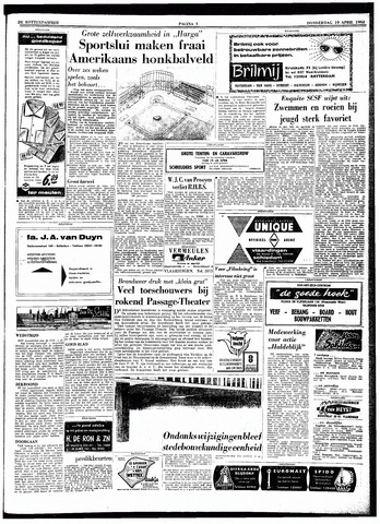 Trouw / De Rotterdammer 1962-04-19