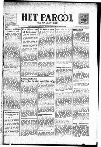 Rotterdamsch Parool / De Schiedammer 1945-07-07