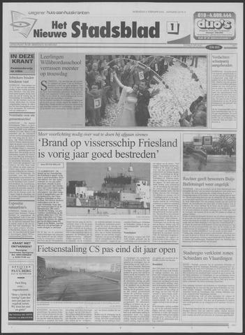 Het Nieuwe Stadsblad 2003-02-05