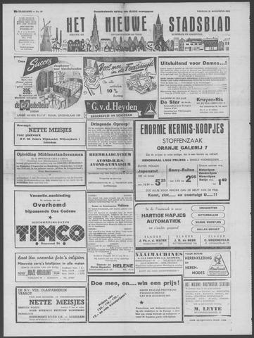 Het Nieuwe Stadsblad 1953-08-21
