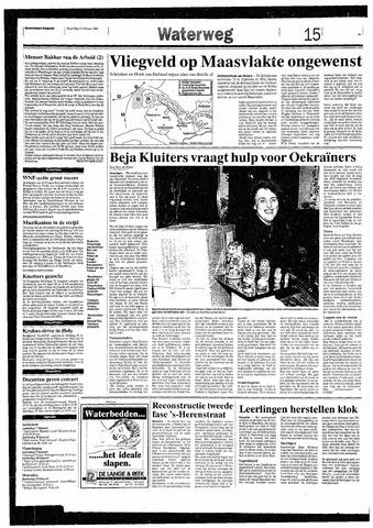 Rotterdamsch Nieuwsblad / Schiedamsche Courant / Rotterdams Dagblad / Waterweg / Algemeen Dagblad 1993-02-17