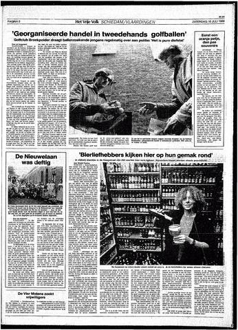 Het Vrije volk 1988-07-16