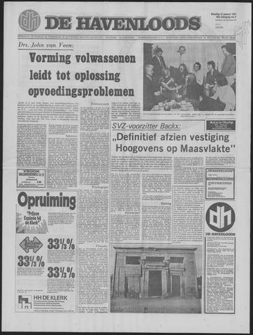 De Havenloods 1971-01-12
